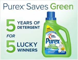 Purex Natural Elements Giveaway