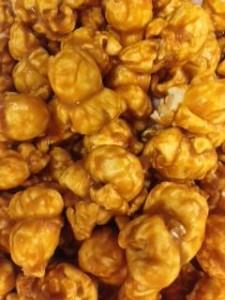 Rocky Caramel Popcorn
