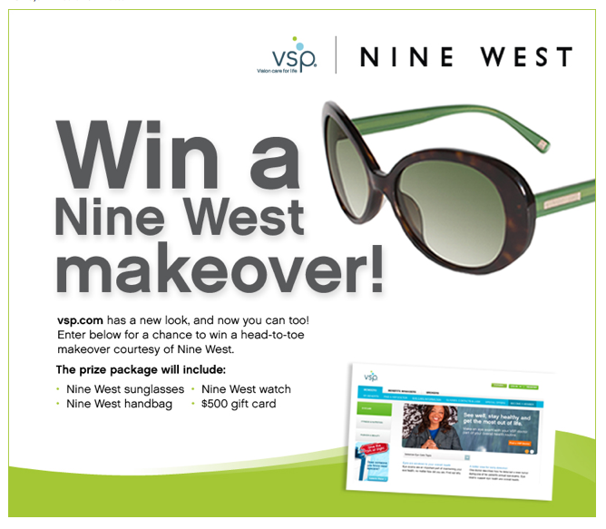 WIN a Nine West makeover! Freebie House — Free Samples ...
