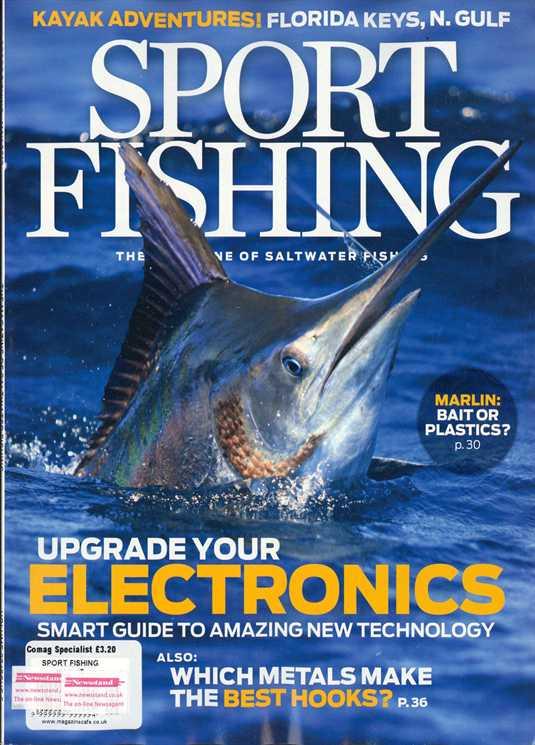 Free subscription sport fishing magazine freebie house for Free fishing magazines