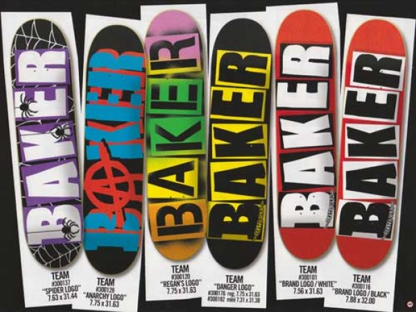 Free Vision Street Wear Skateboard Stickers
