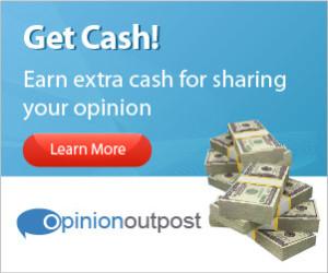 Opinion Outpost Paid Surveys