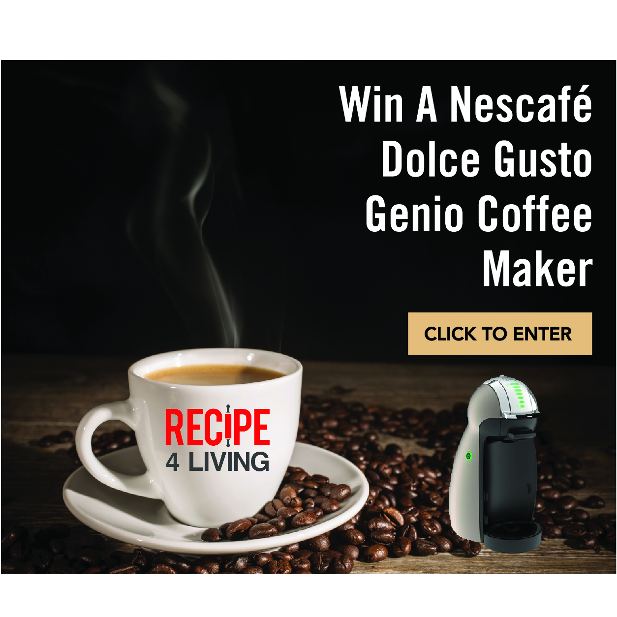 Nescafe Coffee Maker Giveaway