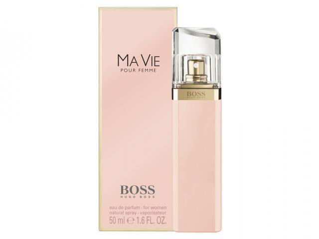 Free Hugo Boss Ma Vie Perfume Sample