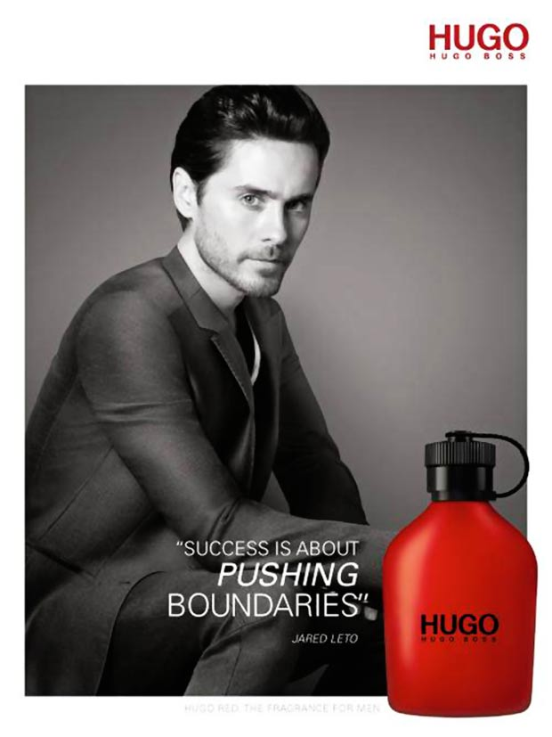 Free Hugo Boss Red Perfume
