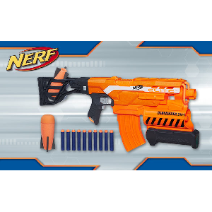 NERF Demolisher BzzCampaign
