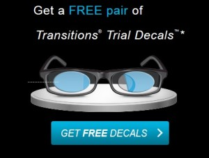 Free Transitions Trial Decals