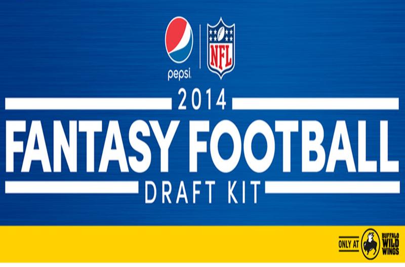 Pepsi Fantasy Football Sweepstakes