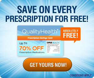 Free Prescription Savings Card
