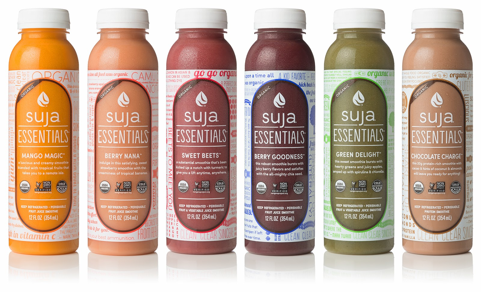 Possible Free Suja Essentials