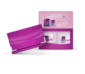Poise Liner Sample Kit
