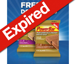 Free PowerBar Wafer Bar eCoupon