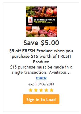 Get your Ralphs Digital Coupon $10
