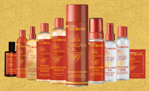 Argan_Oil_Promotion_-_Creme_of_Nature_-_The_Nature_of_Beauty