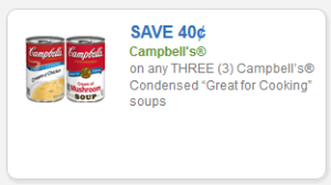 Campell save 40cents